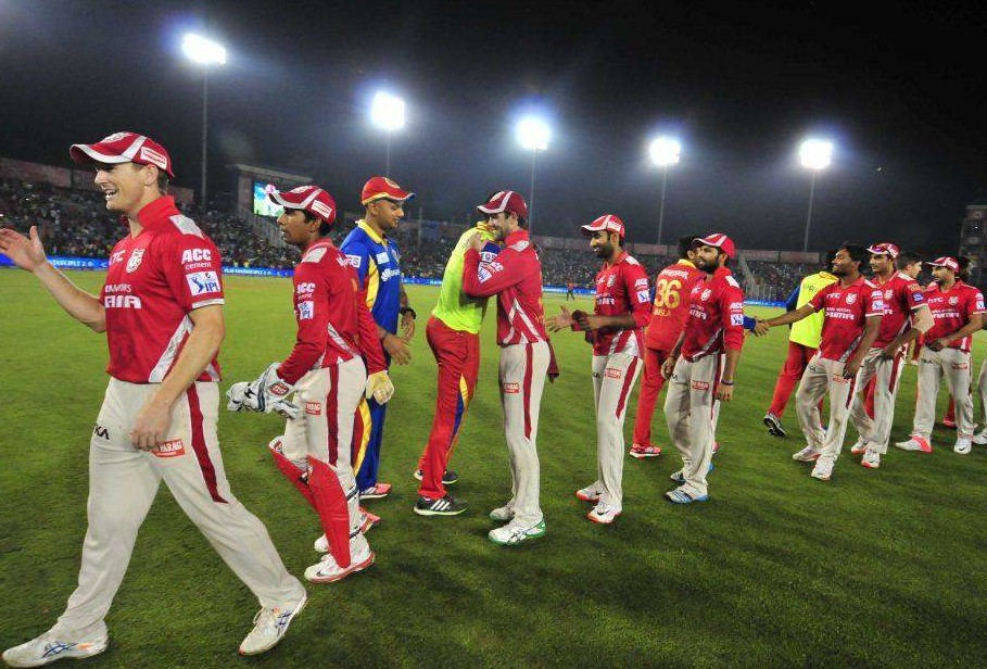 Kings XI Punjab KXIP Team Squad IPL 2016