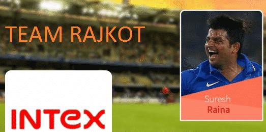 Rajkot Team Squad IPL T20 2016