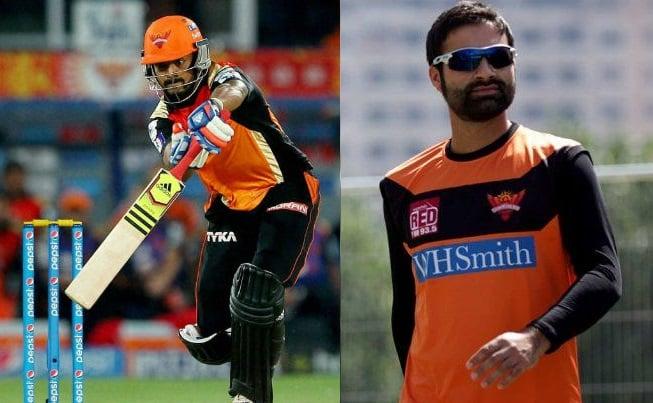 KL Rahul & Pravez Rasool IPL  ipl