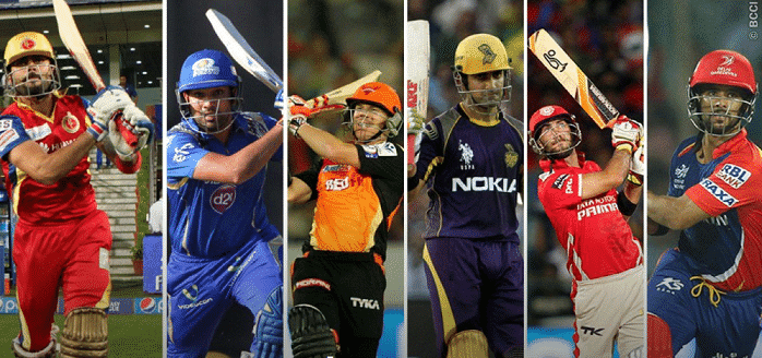 ipl match and playing XI
