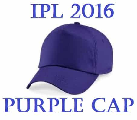 IPL Purple Cap